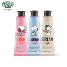 INNISFREE Snoopy Hand Cream 30ml [INNISFREE X SNOOPY]